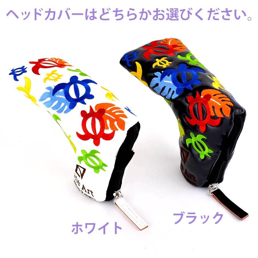 【オーダー】スコッティキャメロン カスタムパター ニューポート2 [Lucky HONU] M Custom with クローバー 20g ウェイト ブルー