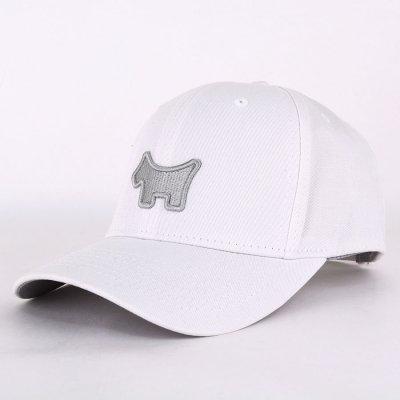 スコッティ キャメロン 2013 スコッティドッグ キャップ ホワイト・グレー / 2013 Scotty Dog Hat - White and Gray Adjustable