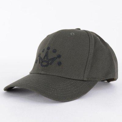スコッティキャメロン 帽子 7ポイントクラウンキャップ オリーブ