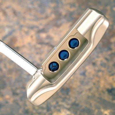 スコッティキャメロン ツアーパター ツアーラットマスターフル SSS クロマティックブロンズ  溶接 polished mid slant neck