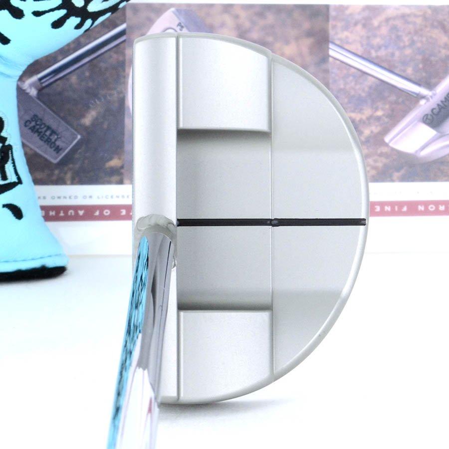 スコッティキャメロン ツアーパター GSS P5 welded spud neck Straight shaft