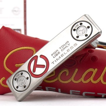 【再入荷】スコッティキャメロン ツアーパター2020 SSS Special Select TIMELESS Tourtype with 30g サークルT weights & Topline