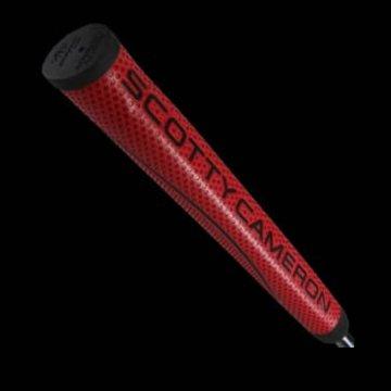 スコッティキャメロン グリップ マタドール [ レッド / オーバーサイズ ] Red Matador Large