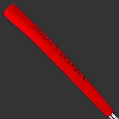 スコッティキャメロン グリップ ピストリーニ [ レッド ] Pistolini Red