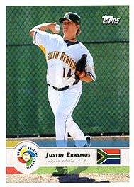 ジャスティン・エラスムス【WBC2009ボックスセット ...
