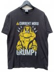 <img class='new_mark_img1' src='https://img.shop-pro.jp/img/new/icons15.gif' style='border:none;display:inline;margin:0px;padding:0px;width:auto;' />GRUMPY Tシャツ black current mood