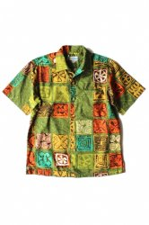 ANDRADE Cotton Hawaiian Shirt