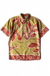 OTAHEITE <br/>Cotton Pullover Hawaiian Shirt