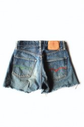 LEVI'S 501 S Type <br/>Custom Cut Off Shorts