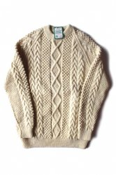 Glenshane Cottage Industries <br/>ARAN Knit <br/>Deadstock