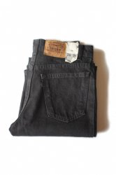 Levi's 550 STUDENT Denim Pants <br/>Dead Stock