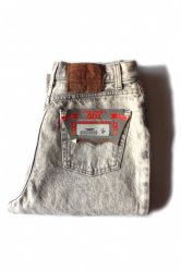 Levi's 501 Acid Wash Denim Pants <br/>Dead Stock