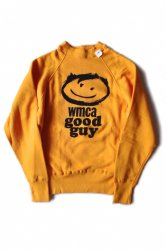 wmca good guy B.V.D. Sweatshirt <br>Dead Stock