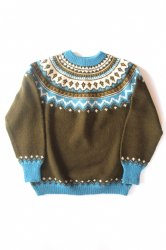 Norse Knit Norwegian Sweater