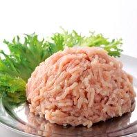 ハラル種鶏ムネひき肉500g