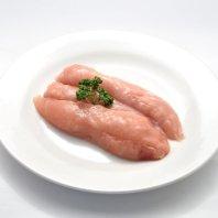 ハラル種鶏ササミ500g