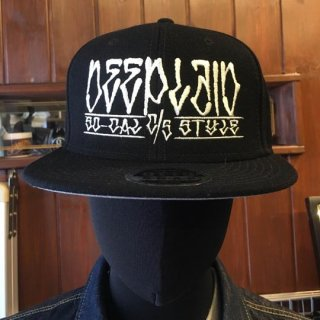 DEEPLAID CLOTHING BARRIO CAP ディープレイド/4,000円