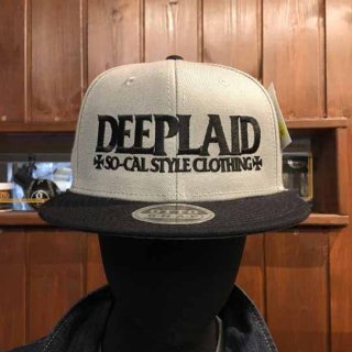 DEEPLAID CLOTHING RODDER CAP ディープレイド/4,000円