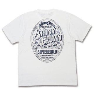 KUSTOMSTYLE SHINY CROWN TEE カスタムスタイル/4,980円