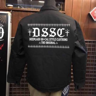 DEEPLAID CLOTHING DSSC WORK JACKET ディープレイド/12,000円