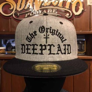 DEEPLAID CLOTHING LA ONDA CAP ディープレイド/4,000円