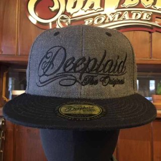 DEEPLAID CLOTHING ANGELS SCRIPT CAP ディープレイド/4,000円