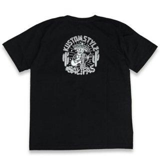 KUSTOMSTYLE CALIFAS TEE カスタムスタイル/4,980円