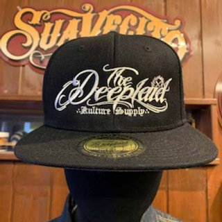 DEEPLAID CLOTHING CALI SCRIPT CAP ディープレイド/4,000円