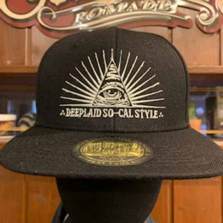 DEEPLAID CLOTHING PROVIDENCE CAP ディープレイド/4,000円