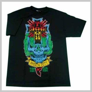 DOG TOWN×FAMOUSコラボTシャツ!DOG TOWN×FAMOUS POTT SKULL TEE/3,980円