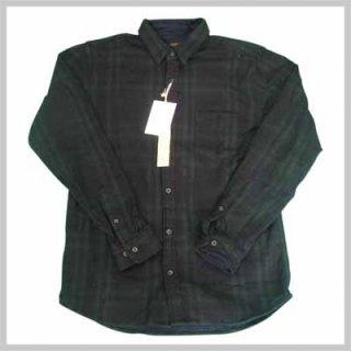 上質な作りでインナーもついたヘビーネルシャツ!AUTHENTIC EL HEAVY W FACE FLANNNEL SHIRTS/5,980円