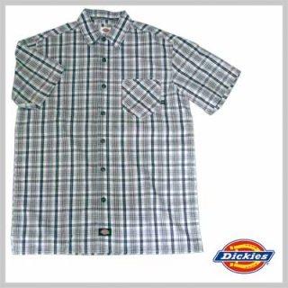 DICKIESのオススメ半袖チェックシャツ!DICKIES S/S PLAID SHIRTS/4,980円