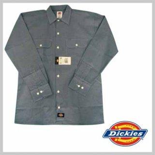 定番ワークブランドの定番シャンブレーシャツ!DICKIES L/S CHAMBRAY SHIRTS/4,980円