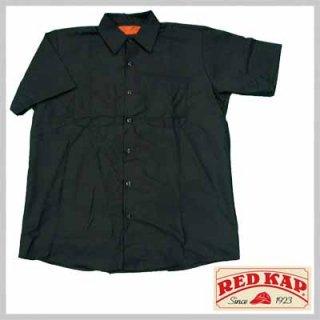 リーズナブルで合わせやすい半袖ワークシャツ!RED KAP SP24BK/2,980円