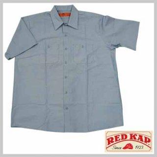 リーズナブルで合わせやすい半袖ワークシャツ!RED KAP SP24LB/2,980円