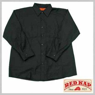 リーズナブルで合わせやすいワークシャツ!RED KAP SP14BK/3,980円