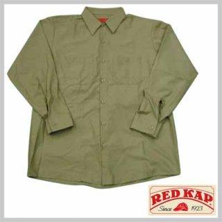 リーズナブルで合わせやすいワークシャツ!RED KAP SP14KK/3,980円