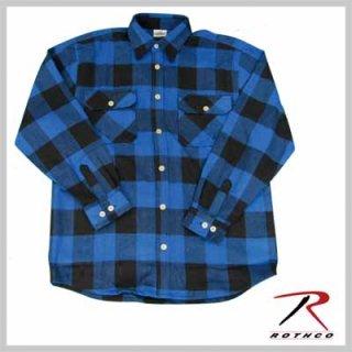 生地が厚く保温バツグンのネルシャツ!ROTHCO BUFFALO PLAID FLANNEL SHIRTS/6,800円