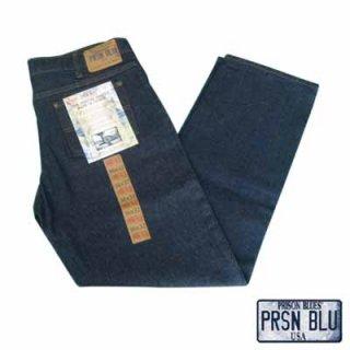 本場の囚人達が作るリアルな本格派デニムブランド!PRISON BLUES 5POCKET DENIM PANTS/7,800円