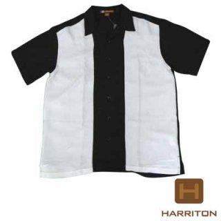 切り替えカラーがクールなバハマシャツ!HARRITON 2TON BAHAMA CORD SHIRTS/6,480円