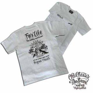アンダーグラウンドカルチャー満載なTシャツ!OG CLASSIX OG FOR LIFE TEE/4,880 円