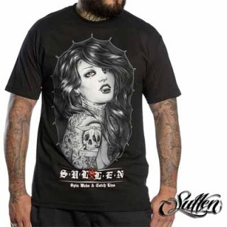 SULLEN CLOTHING SPINING WEB TEE サレンクロージング/3,800円