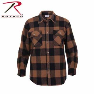 ROTHCO BUFFALO PLAID FLANNEL SHIRTS ロスコ/6,800円