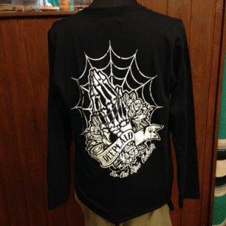 DEEPLAID CLOTHING SKULL PRAY CARDIGAN ディープレイド/6,800円