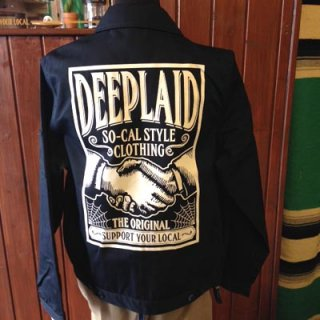 DEEPLAID CLOTHING SHAKE HANDS WORK JACKET(裏無し) ディープレイド/12,000円