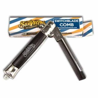 SUAVECITO SWITCH BLADE COMB スアベシート/1,800円