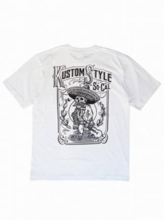 KUSTOMSTYLE EL MARIACHI TEE/4,980円