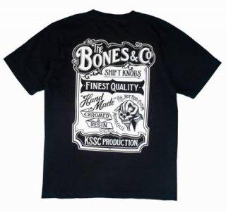 KUSTOMSTYLE BONES&CO TEE/4,980円