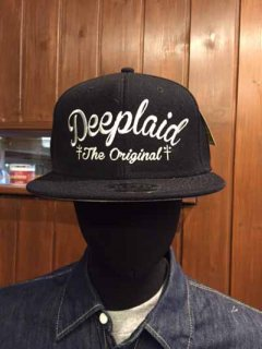 DEEPLAID CLOTHING PACHUCO CROSS CAP ディープレイド/4,000円