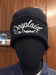 DEEPLAID CLOTHING PACHUCO CROSS KNIT CAP ディープレイド/3,000円